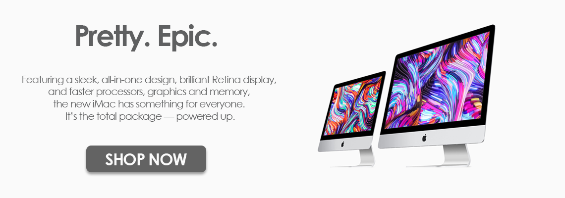 Shop the brand new iMac - available now from Student Superstore