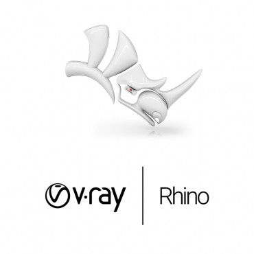 Rhino 6 0 + V-Ray for Rhino (1 Year) (Education) Bundle