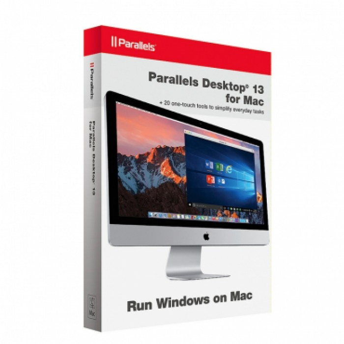 Parallels Desktop 13 For Mac (Education)