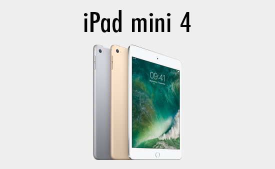 Shop iPad mini 4